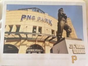 PNC Park Envelope
