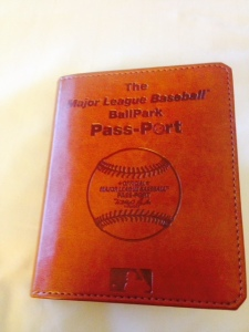 Official Pass-Port of MLB
