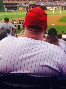 Big Phillies fan