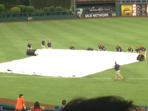 Untarping the field