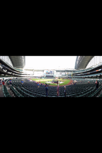 Veronica Feylings pano shot of Miller park