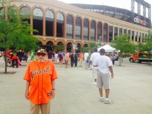 Bert at Citi Field