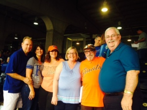Royals fans welcome the Steinbergs