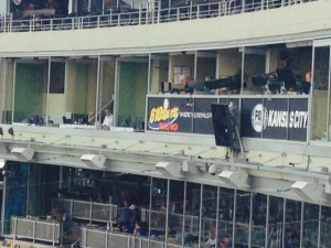 Kruk and Kuip have to fill air time