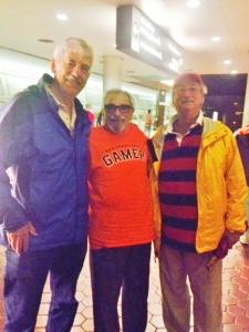 John Dinges, Bert, and Jeff Stein talk baseball