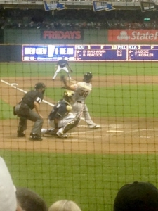Michael Morse and his powerful swing